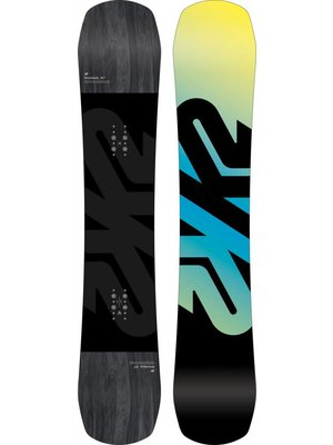 K2-Snowboards Afterblack Snowboard 2019