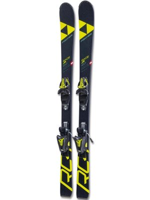 Fischer Rc4 Race Jr Slr Kids Ski'S 2019