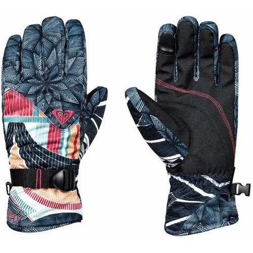 Roxy Jetty Se Ladies Gloves Stars