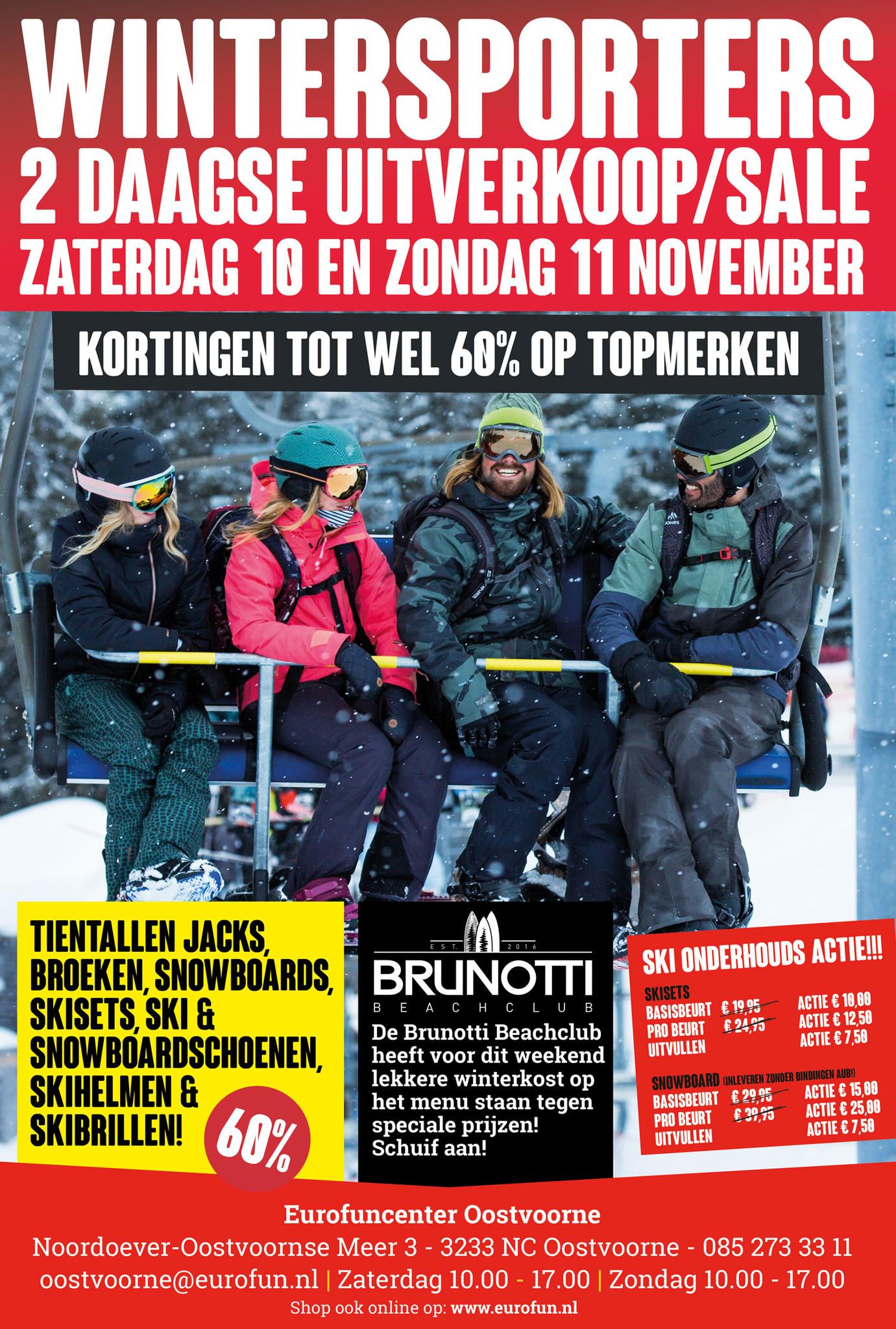 Wintersale Oostvoorne
