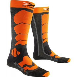 X-SOCKS Ski Control 2.0 Anthr/Orange