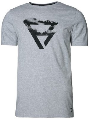 Brunotti Bart Men T-Shirt Grey