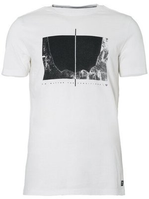 Brunotti Gus Men T-Shirt Cream