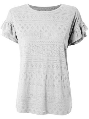 Brunotti Tina Women T-Shirt Cream