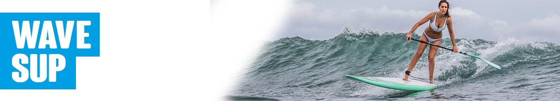 Fanatic en Brunotti Wave SUP