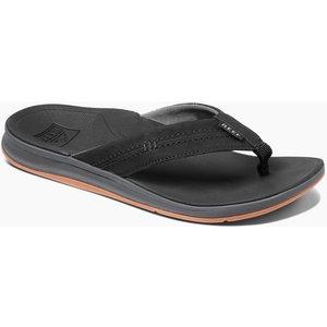 Reef Flip Flops Ortho Bounce Black