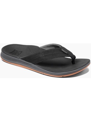 Reef Slipper Ortho Bounce Zwart
