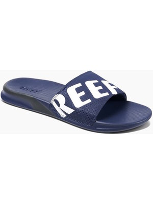 Reef Slipper One Slide Navy