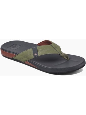 Reef Slipper Cushion Bounce Olive