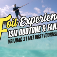 Wind- & Kitefoil Experience ism Duotone & Fanatic