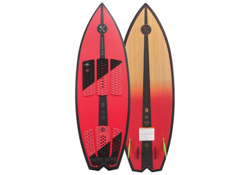Wake surfboards