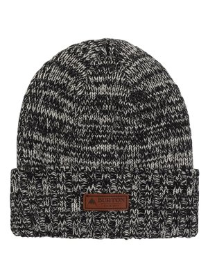 Burton Gringo Beanie True Black / Stout White Marl