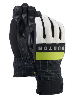Burton Backtrack Glove Stout White