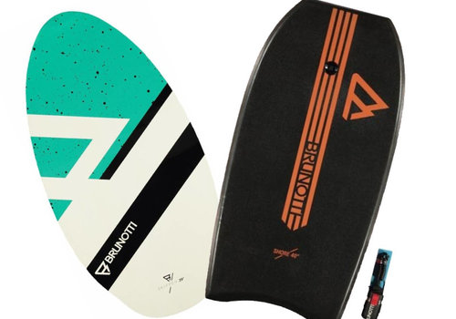 Skimboards and bodyboards