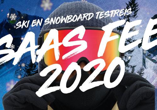 Ski & Snowboard Testtrip Saas Fee