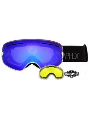 Aphex Kids Krypton White S2 Revo Blue