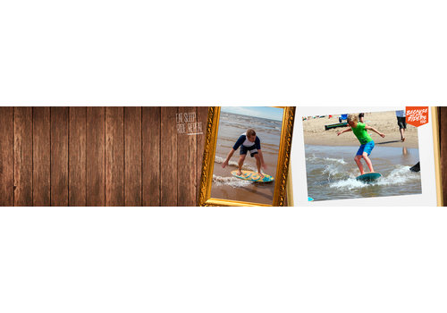 Skimboards and bodyboards