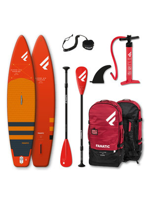 Fanatic Complete SUP set Ripper Air Touring 2020