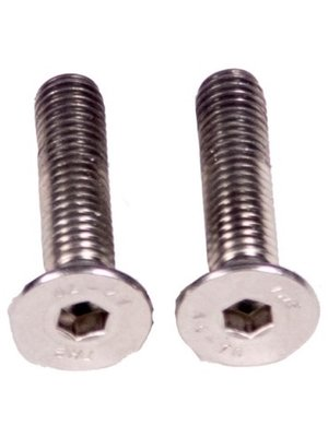 Fanatic Aero Foil Screws for Mast Set (2pcs)