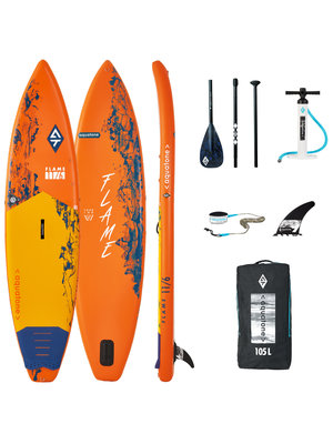 Aquatone tour sup flame