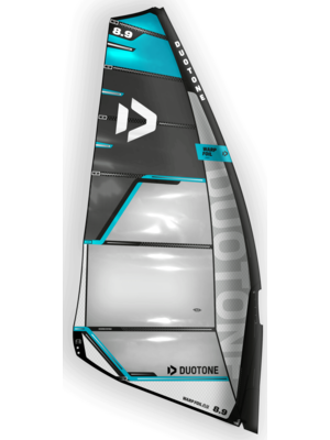 Duotone Windsurfing Warp_Foil 2021 Blue Black
