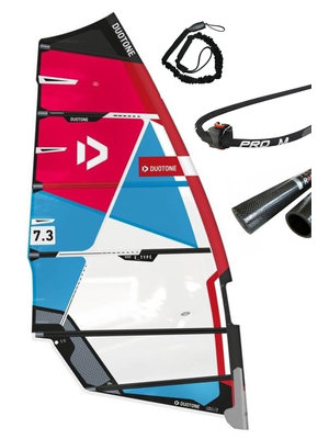 Duotone Windsurfing E-Type C07 2019 Complete Rig
