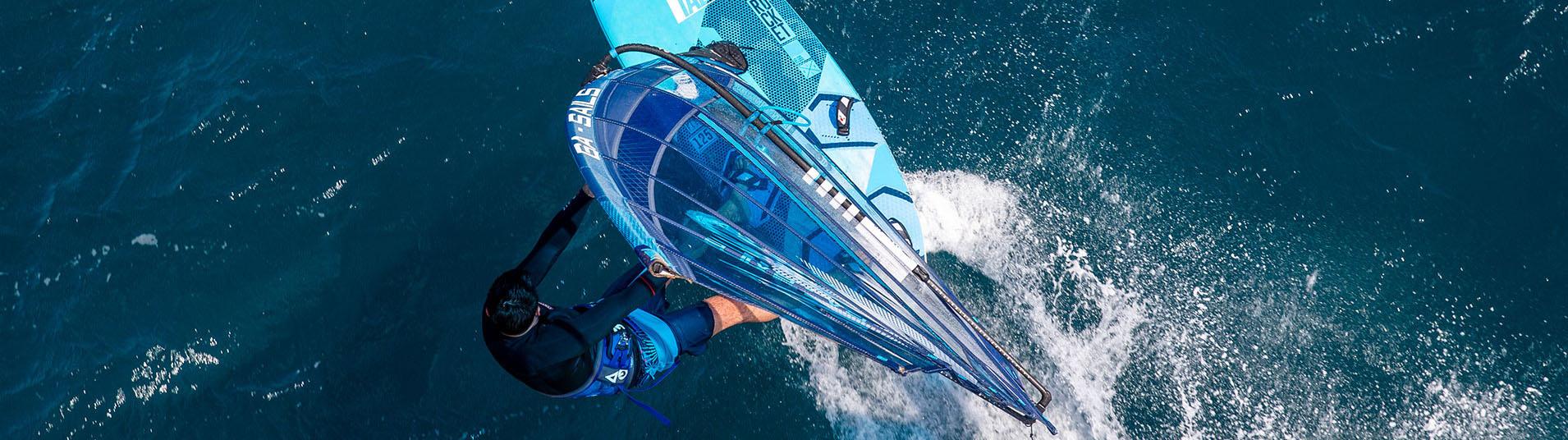 Windsurfen - de ultime uitleg