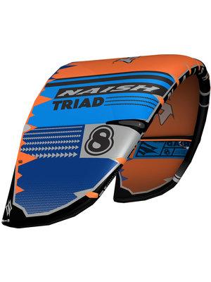 Naish Triad Oranje - Blauw 2021