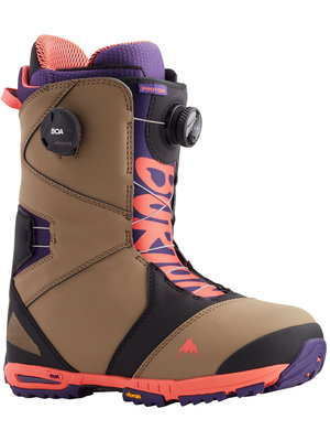 Burton Photon Boa Ash Purple Pop Red 2021
