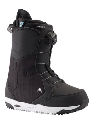 Burton Limelight Boa Black 2021