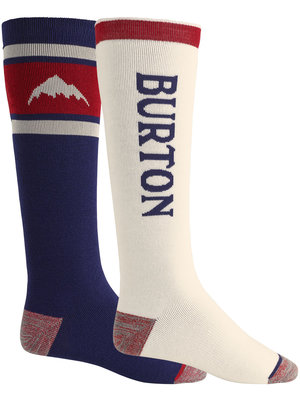 Burton Men'S Weekend Midweight (2 Paar) Mood Indigo 2021