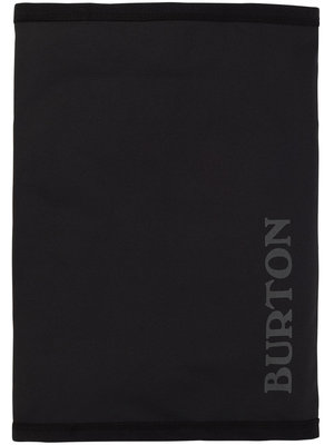 Burton Mens Heavyweight Neck Warmer True Black 2021