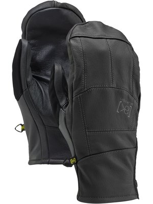 Burton [ak] Leather Tech Mitten True Black 20/21