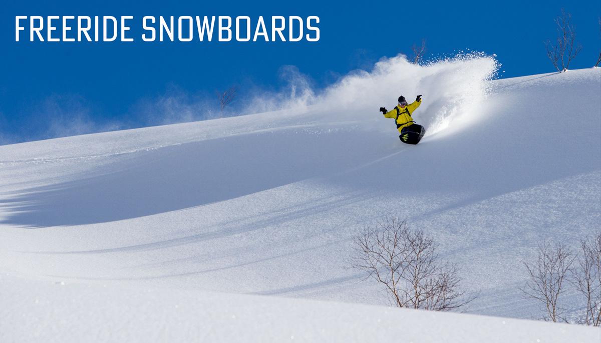 Freeride Snowboard kopen