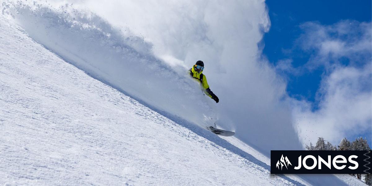 Jones Snowboards Online shop
