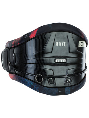 ION Kite Waist Harness Riot Curv 14 2021
