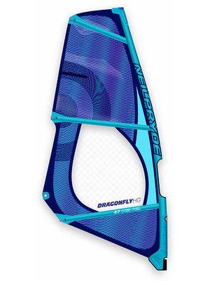 Neilpryde Dragonfly HD blue-purple 2021