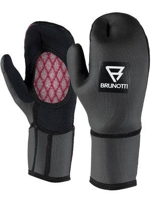 Brunotti RDP Mitten Open Palm Glove 2mm