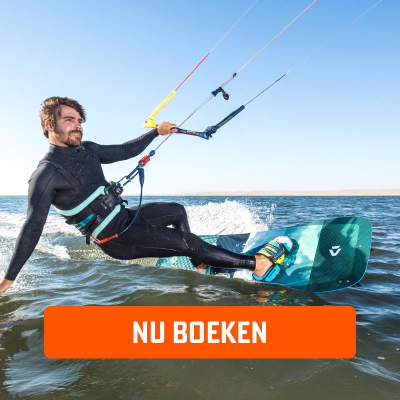 Introductieles Kitesurfen