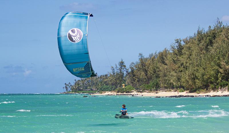 Leren Kitesurfen is cool