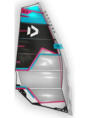 Duotone Windsurfing S_Pace SL 2021 Blauw / Zwart