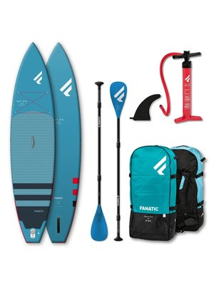 Fanatic Complete SUP Set Ray Air Pure 2021