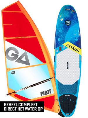 Aztron Wind SUP Soleil  + Gaastra Pilot