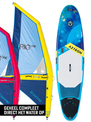 Aztron Wind SUP  Soleil + I-Rig One