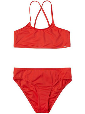 O'neill Essential Bikini Red