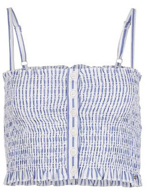 O'neill Vacation Co-Ord Tank Top Blauw