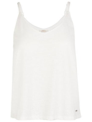 O'neill Essentails Tank Loose Fit White