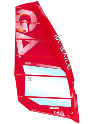 Gaastra Windsurfzeil Matrix Red 2021 Red