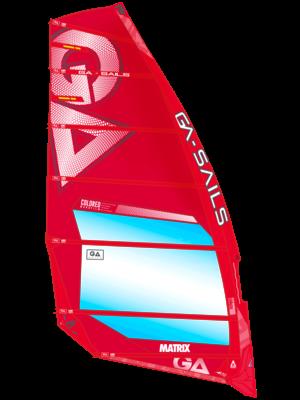 Gaastra Windsurfzeil Matrix Rood 2021 Rood