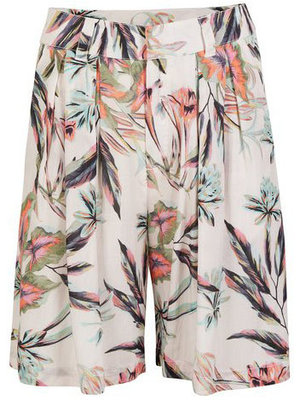 O'neill Blue Shorts - Global Print Wit
